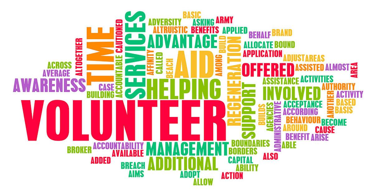 IKOS believes in the power of volunteerism!