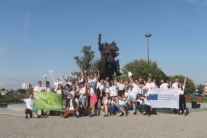 IKOS went to Kaunas: Let's Youth ON!