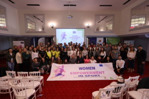 "4th Transnational Meeting of ""Women Empowerment in Sport"" project hosted by Turkey!"