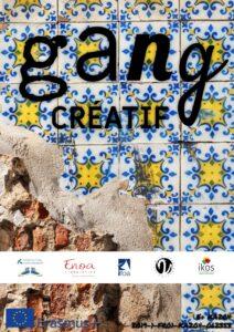 "Erasmus+ KA2: ""CREATIVE GANG"" launched on!"