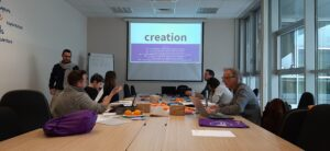 Gang Creatif – Reggio Emilia Edition: CREATIVE MODE ON!